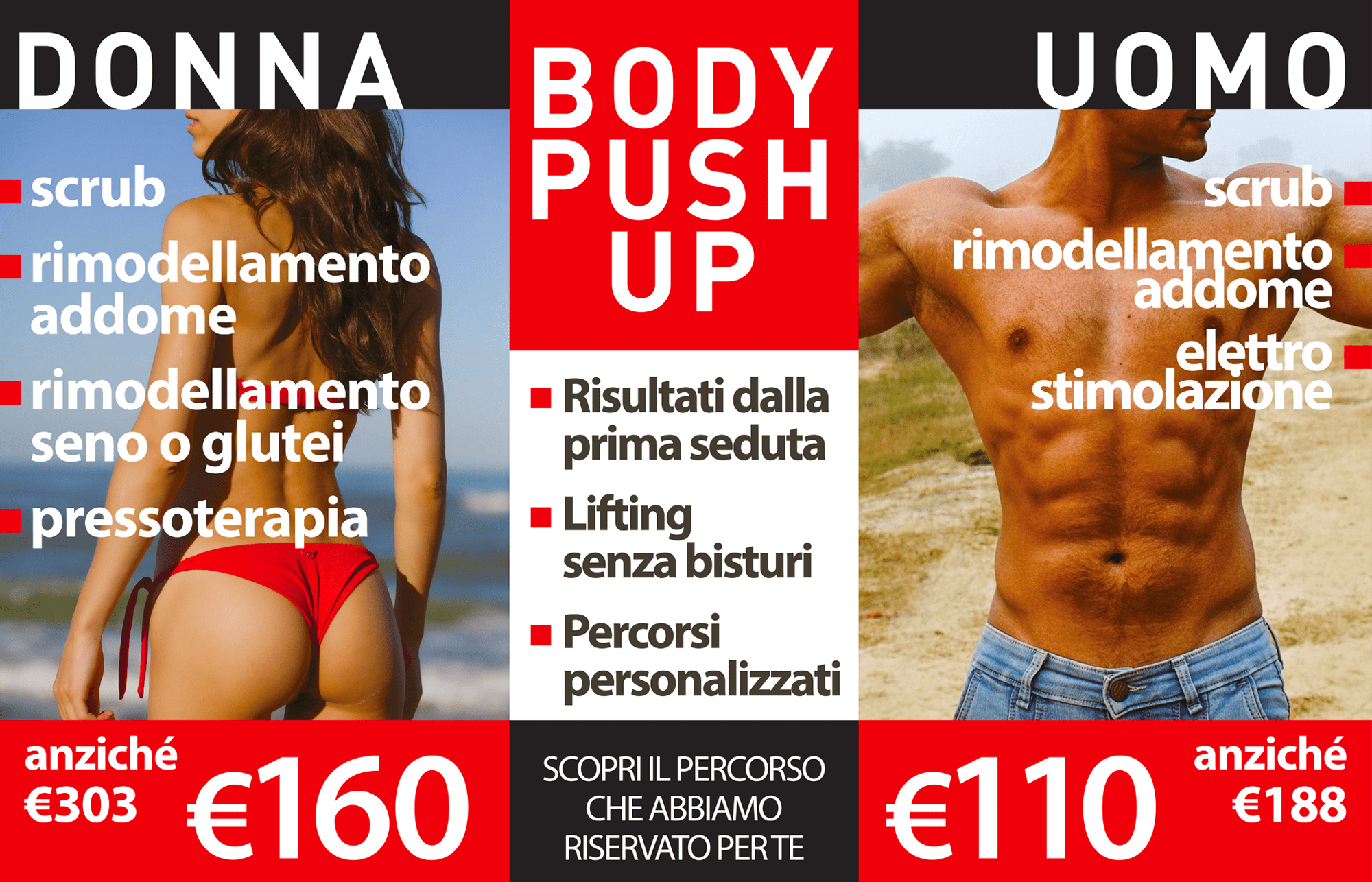 BODY PUSH UP